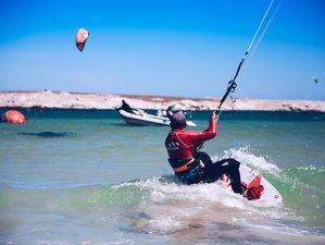 2 Days Private Kitesurfing in Langebaan, South Africa