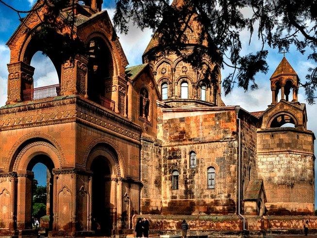 8 Days SacVoyage Culture & Culinary Travel in Armenia
