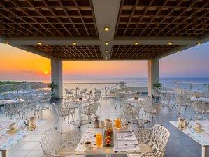 8 jours en vacances de yoga, Pilates et detox dans un hotel spa 5 étoiles à Rhodes, Grèce