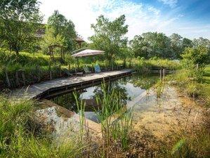 8 jours en stage de yoga et do-in dans la nature en Bourgogne