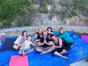 5 jours en retraite de yoga, randonnée, excursions culturelles et cuisine dans le sud de la France
