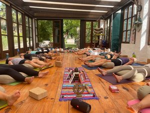 8 Day 60-Hour Yin Yoga Teacher Training in a Gorgeous Boho Villa in Mallorca