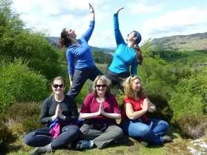 4 Days Long Weekend Yoga Retreat in St. Andrews, Scotland