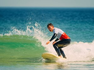 8 Days Fantastic Surf Camp with Local Coaches in Peniche, Portugal