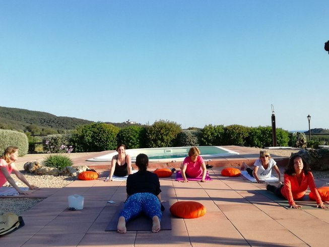 7 Days Luxury Food, Wine, and Yoga Retreat in Tuscany, Italy