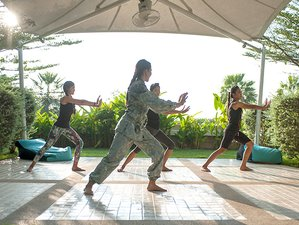 32 Tage Absoluter Lebenswandel Yoga Retreat in Koh Samui, Thailand