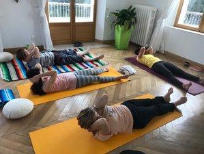 2 jours de hatha, yin yoga et de la détente au Domaine de Bel-Air à Dourdan, France