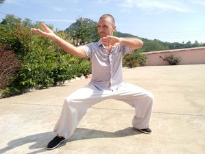 5 Month Traditional Kung Fu Training in Weihai, Shandong
