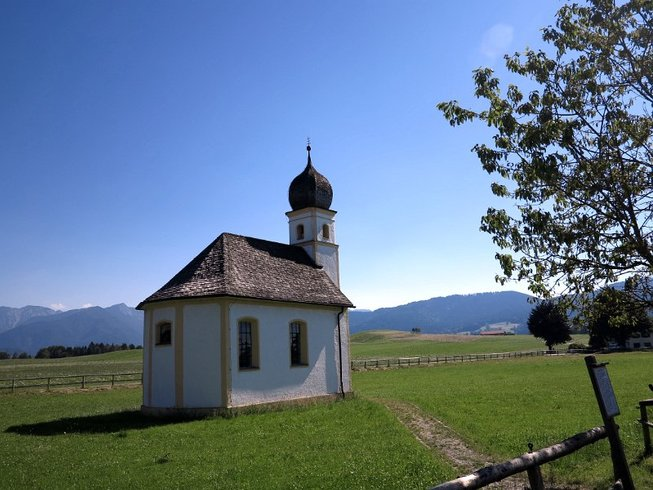 7 Days Walking and Cooking Holiday in Bavaria