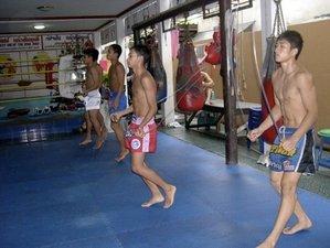 1 Week Thailand Muay Thai Camp in Bangkok, Thailand