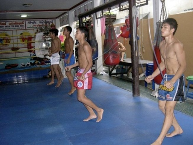 1 Week Thailand Muay Thai Camp in Bangkok, Thailand