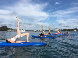 3 Days Luxury SUP Yoga Retreat in Queensland, Australia