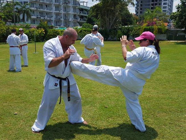 8 Days Live-in Karate Training Camp in Pattaya, Thailand