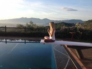 8 Tage Spazieren, Meditation und Yoga Urlaub in der Toskana, Italien