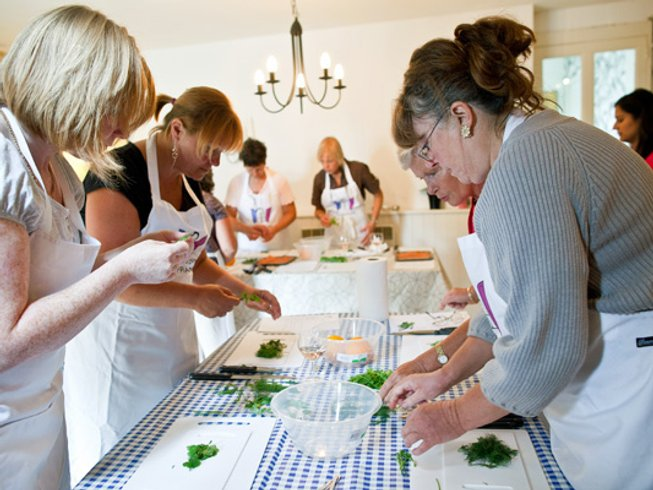 3 Days Weekend Cooking Holiday in La Rochelle, France