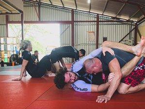 8 Day Pura Vida Brazilian Jiu-Jitsu Retreat with Shawn and Chewjitsu in Tamarindo, Santa Cruz