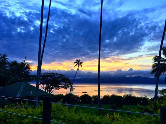 7 Tage Luxuriöser Yoga Retreat in Savusavu, Fiji