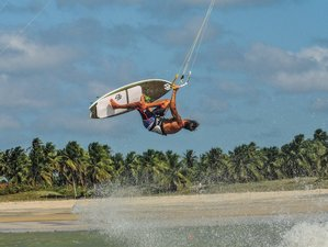 5 Days Kitesurf Camp in São Miguel do Gostoso, Brazil