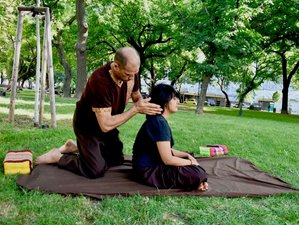 4 Day Hiking and 30-Hour Level 1 Thai Yoga Massage or Nuad Bo-Rarn Course in Styria