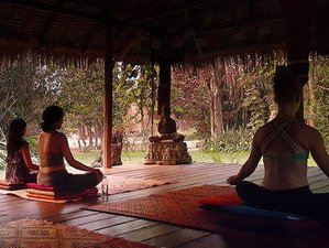 14 Days Yoga and Meditation Retreat in Siem Reap, Cambodia