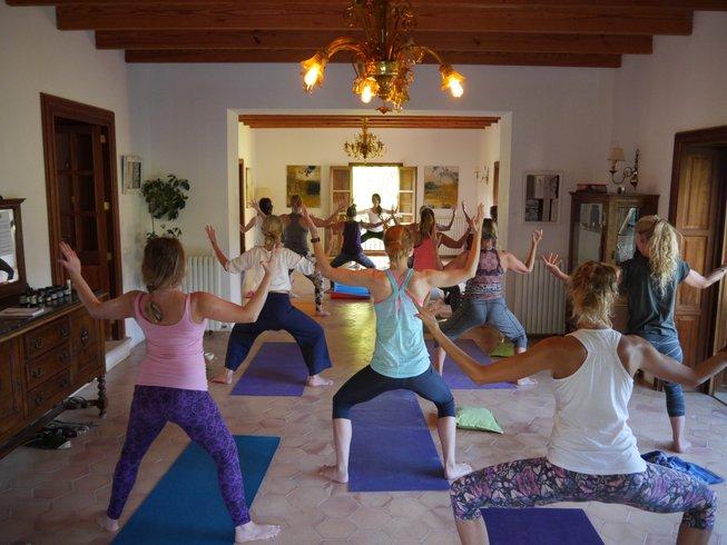 6 Days Motherhood Yoga Retreat in Barcelona, Spain