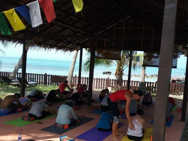 8 Days Yoga and Chakra Detox Retreat in Thailand