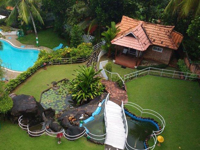 3 Days Short Break Yoga and Meditation Retreat in Kerala, India