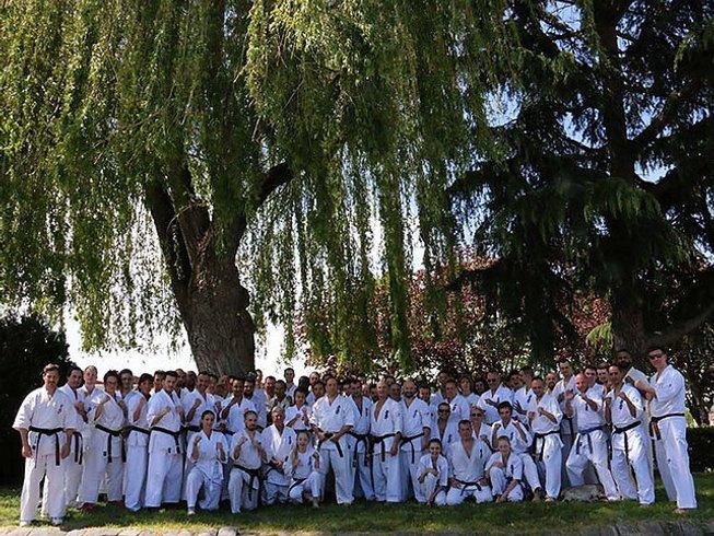 4 Days Long Weekend Kyokushin Karate Camp in France