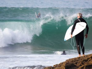 15 Days Coached Surf Camp in Tamraght, Morocco