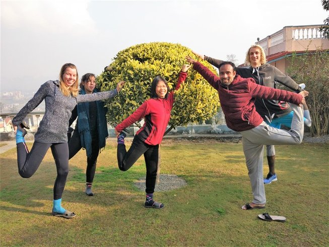 10 Days Yoga and Meditation Retreat in Nepal