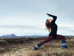 6 Days Yoga Retreat in Remote North Iceland