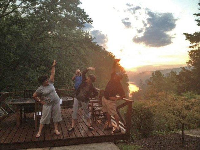 6 Days Spa Yoga Retreat in North Carolina, USA