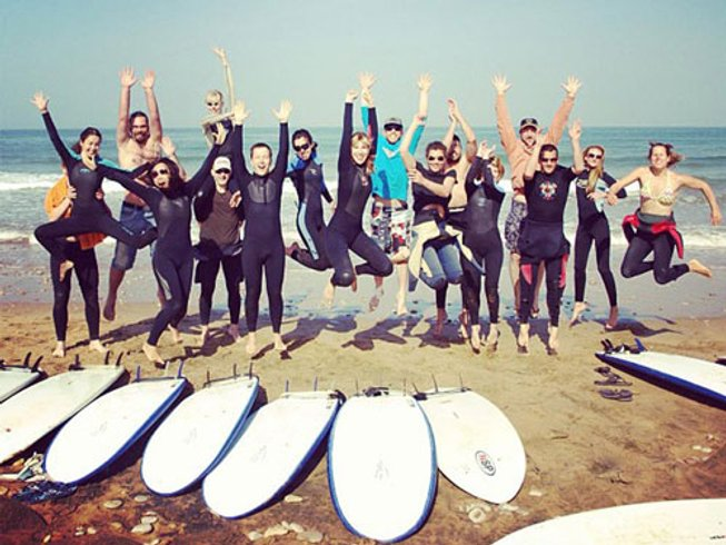 11 Days Restorative Yoga and Surf Retreat in Morocco