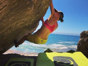 8 Day The Rock Climber and Flow Surfer Camp in Cascais, Lisbon