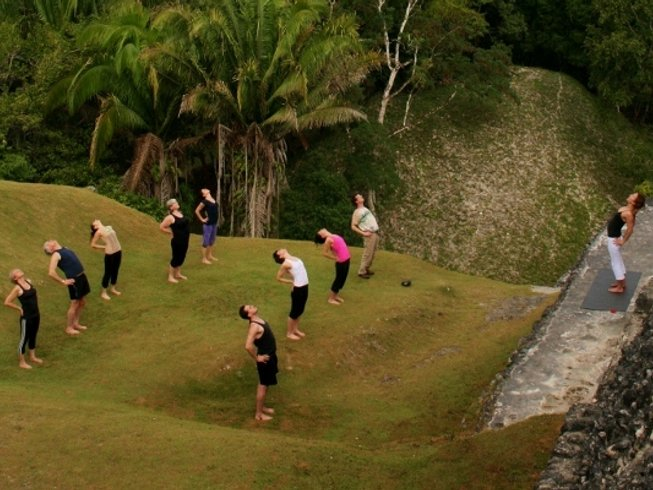 7 Days Eco Adventure Yoga Retreat in Belize