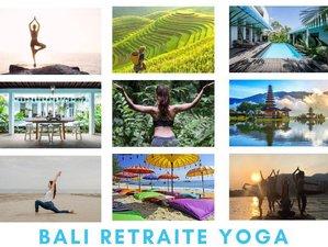 9 jours en stage yoga, méditation et tourisme sur l'île des dieux à Bali, Indonésie