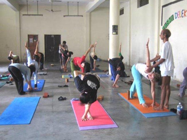 30-Daagse 200-urige Yoga Docentenopleiding in Goa, India
