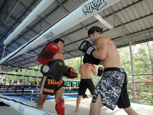10 Days Muay Thai Experience in Phuket, Thailand