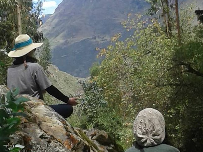 13 Days Cooking, Meditation, and Yoga Retreat in Peru