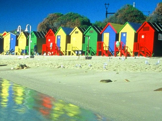 5 Days Surf and Yoga Retreat in South Africa