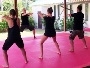 1 Week Yoga and Multi-Martial Arts Retreat in Koh Samui, Thailand