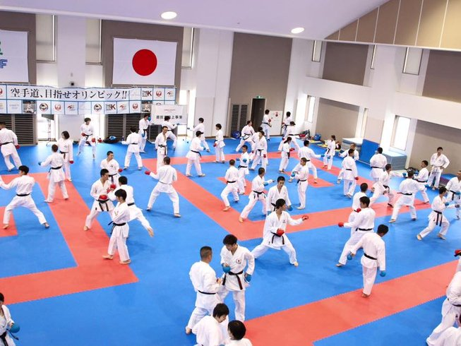 3 Days Karate Championship and Training in Japan