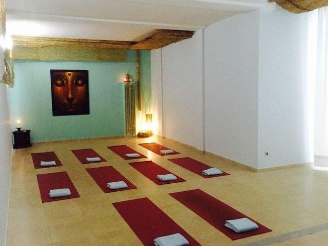 8 jours en retraite de yoga au nouvel an à Fuerteventura, Espagne