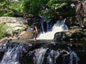 21 Days Intensive Transformational Yoga Retreat, Waterfall, River, Jungle, Nicaragua