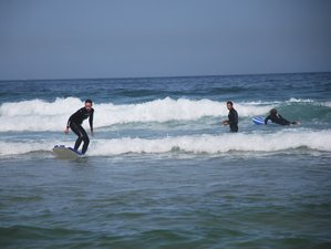 8 Days All Levels Surf Camp in Cascais, Portugal