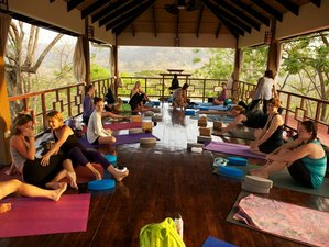 8 Days Women's Yoga Meditation Retreat in Costa Rica