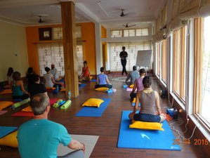 27 Day 200 Hours Yoga Teacher Training in Rishikesh