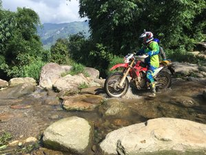 5 Day Northeast Vietnam Guided Off-Road Motorbike Tour