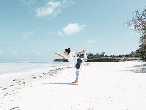7 Day Wellness SUP, Yoga, and Explore Holiday in Tropical Zanzibar