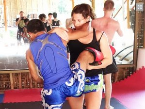 1 Month Brazilian Jiu Jitsu Training in Thailand